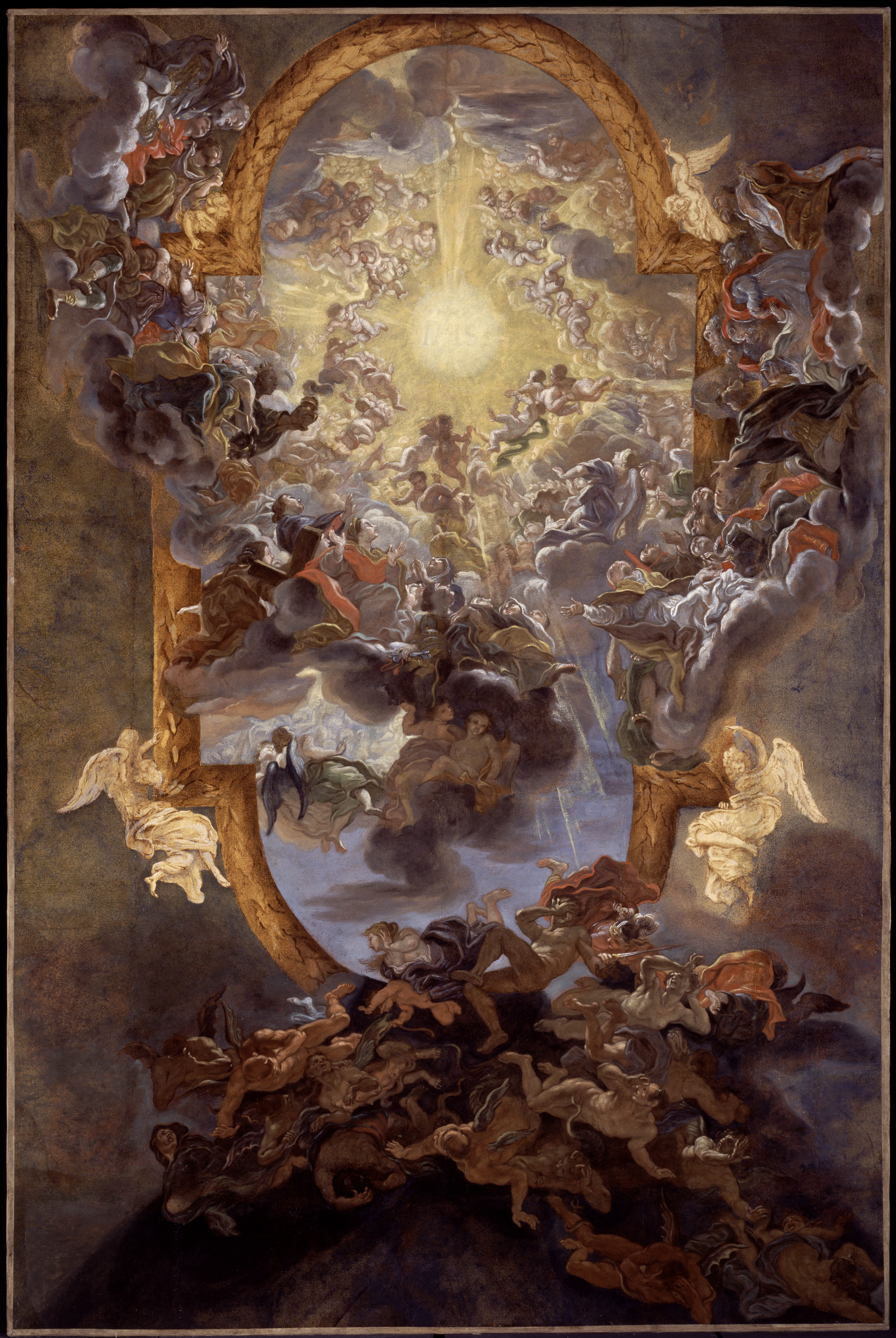 The Entire Sistine Chapel Ceiling Art